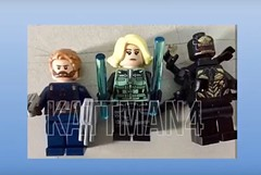 Lego avengers infinity war leaks (The Lego Lord) Tags: lego marvel avengers infinity war doctor strange iron spider man captain america nomad black widow hulk bruce banner vision