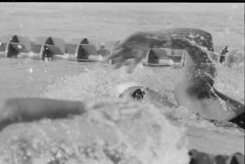 154 Swimming EM 1991 Athens