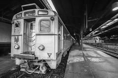 Arrows On 1 Depot (Nick Gagliardi) Tags: train trains railroad new jersey transit njt njtr hoboken terminal division arrow iii mu emu electric multiple unit