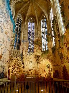 Palma Cathedral Interior