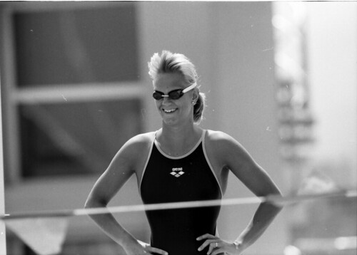 281 Swimming EM 1991 Athens