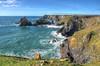 The Cornish coast at Kynance Cove (Baz Richardson (trying to catch up again!)) Tags: cornwall coast cliffs kynancecove nationaltrust lizardpeninsula sssi cornwallaonb