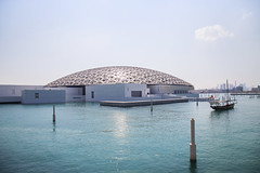 Louvre Abu Dhabi - Abu Dhabi (HarveyDxb) Tags: louvre abu dhabi uae emirates cultural district museum saadiyat island epic scenic dome jean nouvel architecture design
