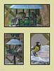 Montage oiseaux. (Crilion43) Tags: arbres région véreaux feuillesfeuillage moineaux montage mésanges centre divers animaux paysages villes