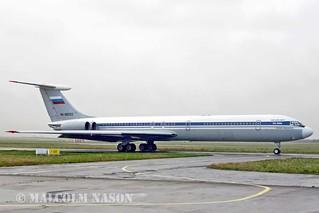IL62M RA-86533 VIM AIRLINES