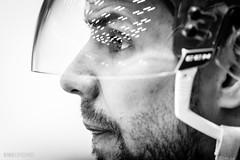 Jerry. (R1ku Exposures) Tags: jääkiekko smliiga urheilu helsinki finland fin jerryahtola blackandwhite ifk hifk ifkhelsinki helsinginifk helsinginjäähalli suomi sport sports sportsphotography hockey hockeyphotography icehockey hockeyplayer liiga nhl khl shl nla del nordis nordenskiöldinkadunjäähalli