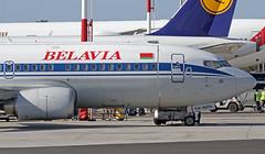 EW-366PA LMML 19-11-2017 (Burmarrad (Mark) Camenzuli) Tags: airline belavia belarusian airlines aircraft boeing 73731s registration ew366pa cn 29058