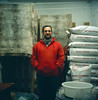 (Paysage du temps) Tags: 2017 20171009b chavagneux film france fuji marcboivin portrait provia100 rhone rolleiflex zeissplanar80mm marc boulanger baker bio fournil farine flour four oven bois wood pain bread amap