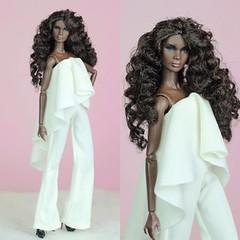 new outfit for sale on eBay (Model Nadja I slay) (Regina&Galiana) Tags: fashionroyalty nuface integritytoys doll outfit forsale ooak handmade