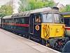 GROSMONT 280402 33108 (SIMON A W BEESTON) Tags: grosmont nymr north yorkshire moors railway fragonset 33108