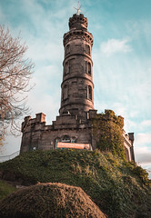Calton Hill, Edinburgh (adamwilliams4405) Tags: scotland uk edinburgh colors tourist travel sky architecture canon tones historic outside explore