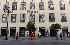 Avenida de la constitución - Sevilla (Alphonso Mancuso) Tags: sevilla españa calle fnac día exposición fotográfica canon