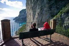 Capri (Jill-Wang) Tags: capri italy m9 21mm sky beach sunlight
