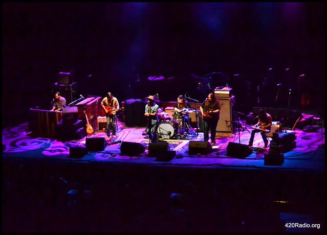Hard Working Americans - Keller Auditorium - Portland, OR - 11/3/17