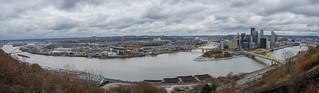 City Of Pittsburgh (Panoramic)