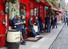 Dans les rues de Dublin (Iris@photos) Tags: irlande ireland dublin scène rue candid