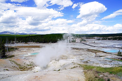 Bunsen Peak Trail, Yellowstone NP, USA (Andrey Sulitskiy) Tags: usa yellowstone wyoming