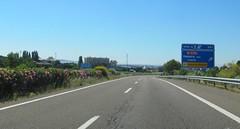 A-23-50 (European Roads) Tags: a23 huesca zuera zaragoza españa aragón spain autovía