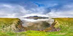 Iceland in VR 360 (Zeeyolq Photography) Tags: iceland equirectangular vr360 panorama nature virtualreality vesturland islande is