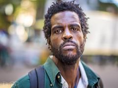 Stranger 26/100 – Reggie (Dan Russell-Pinson) Tags: 100strangers portrait portraits reggie streetphotography street 50mm people charlotte northcarolina nc natural light