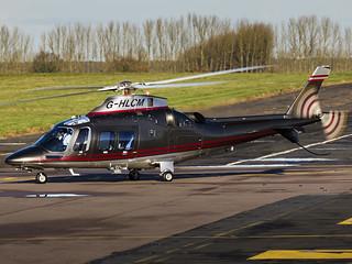 Helicom   Leonardo Spa AW109SP Grand New   G-HLCM