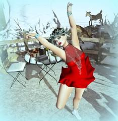 The Ice Princess (Kat Wylder) Tags: goose tannenbaum prismevents thesecretaffair zibska uber jian ultra deaddollz empyreanforge ncore skates cate lelutka maitreya lara glamaffair tableauvivant izzies secondlife second life 2ndlife mesh bento xxyposes avie avatar blog blogger blogs blogging