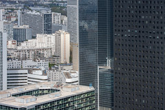Business district La Defense (Dmitry Yelloff) Tags: ladefense paris france business city modern glass company worldcorporation town market cityscape office center tradetower building stockexchange skyscraper urbanscene horizon stock international landmark organization citylife capitalcities colorimage outdoors architecture place work downtown district banking bank day economics french big large tall high great line