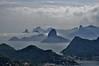 Rio... preciso te ver! (Ruby Ferreira ®) Tags: christtheredeemermonument bay baíadaguanabara parquedacidade fog clouds layers mataatlântica cristoredentor nuvens neblina