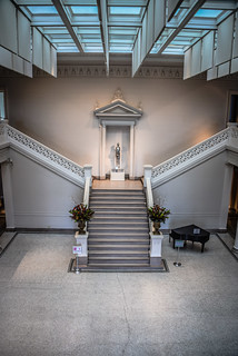 Grand Staircase at New Orleans Museum of Art - New Orleans LA