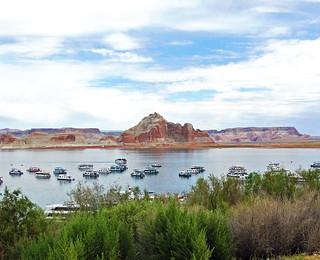 Lake Powell, AZ 9-15