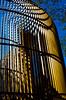PublicArt-2(NYC)2017 (bigbuddy1988) Tags: yellow nikon d7000 art photography sky blue nyc usa newyork city outdoors public new light shadow design