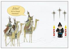The Search is Over...... (Mr_Camera71) Tags: gnorman gnome christmas xmas funny humor aedimages canon wise men camel