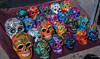 2017 - Mexico - Tonala - Market Day (Ted's photos - For Me & You) Tags: 2017 cropped guadalajara mexico nikon nikond750 nikonfx tedmcgrath tedsphotos tedsphotosmexico vignetting tonala tonalamarket colourful colorful heads ceramic guadalajaramexico guadalajarajalisco dayofthedead