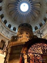 91 - Szent Sír a Szent Sír templomban / Boží hrob v Bazilike Božieho hrobu