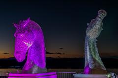DSC_0006 (Paul Wynn Photography) Tags: standrewsdayirvineharbourilluminations familyfun nikondigital nikond5300 colours irvine irvineharbour scotland westcoast night harbour wetnwild groovy