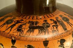 charriot (wsrmatre) Tags: greek grec griego antigüedad antiquité antiquity greece grèce grecia wsrmatre ericlopezcontini wsrmatrephotography museum museo musée caixaforum ceramics cerámica potterie earthenware art arte