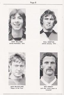 Barnet FC - Official 1975/76 Handbook - Page 10