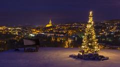 "Schimmernd-schönes Annaberg-Buchholz zur Weihnachtszeit / Shimmering beautyful Annaberg-Buchholz at Christmas time • <a style=""font-size:0.8em;"" href=""http://www.flickr.com/photos/91814557@N03/24226057397/"" target=""_blank"">View on Flickr</a>"