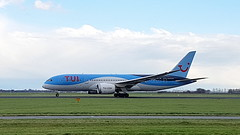 Boeing 787-8 Dreamliner c/n 37228 TUI Airlines  registration PH-TFL (sirgunho) Tags: amsterdam airport schiphol aircraft the netherlands holland aeroplane boeing 7878 dreamliner cn 37228 tui airlines registration phtfl