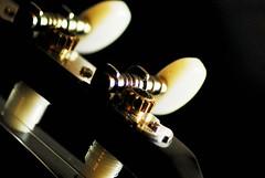 MMMusik (FrauN.ausD.) Tags: musik music macromondays gitarre guitar saiten nikon d60 dunkler hintergrund musikinstrumente member´schoice musicalinstruments