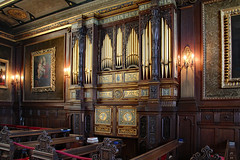 The organ in Hatfield House's Chapel (Canadian Pacific) Tags: england english great britain british manor house stately home mansion hertfordshire hatfield al9 jacobean building architecture 1600 1610 1600s 1610s 2016aimg1756 chapel organ musical instrument