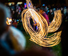 A bonfire night to remember (magpiedom) Tags: bonfire night guy fawkes nikon d5300 cold fire spinning circus act spin 85mm f28