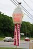 Cliff's Dairy Maid, Ledgewood, NJ (Robby Virus) Tags: ledgewood newjersey nj sign signage ice cream food cliffs dairy maid hot dogs hamburgers burgers restaurant neon cone