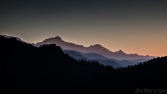 Poon Hill Sunrise II (#Weybridge Photographer) Tags: canon slr dslr eos 5d mk ii nepal kathmandu asia mkii poon hill sunrise dawn annapurna