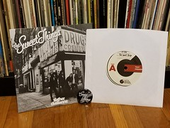 20171107_204236 (PureGrainAudio) Tags: thesweetthings slather limitededition redvinyl vinyl testpress 7inch prizepack contest giveaway exclusive rock spaghettytownrecords