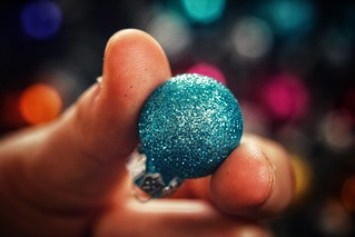 Glitter at my fingertips