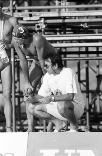 078 Waterpolo EM 1991 Athens