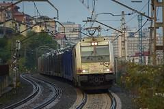 253 (firedmanager) Tags: renfe renfeoperadora railtransport renfemercancías 253 bombardier bombardiertraxx tren train trena ferrocarril freighttrain locomotora locomotive