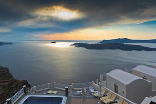 Caldera view (Santorini)