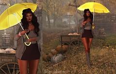 Rain Rain Go Away (Indigo Avonside of My Sister's Closet) Tags: indigo bento lelutka maitreya ikon iconic chicmoda whimsical ncore avaway gorgeousdolls belleposes sadnovember anybody treschic thegachagarden alma swank